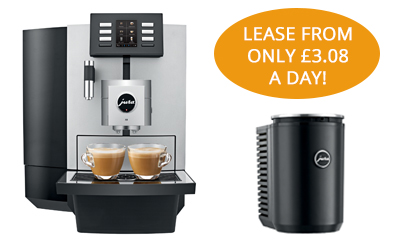 jx8 coffee machine deal
