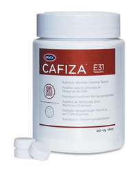 cafiza cleaning tablets