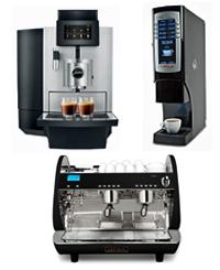 coffee machine montage